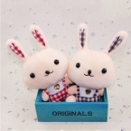 Плед Юбки Кролик Плюшевые Игрушки Мягкие игрушки Куклы Детские Игрушки для Детей Подарки На День Рождения Партии Декор Мягкая Мультфильм Игрушка Peluche