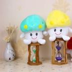 Корея милый мультфильм цвет грибы Плюшевые Игрушки Мягкие игрушки Куклы Детские Игрушки для Детей Подарки На День Рождения Партии Декор Мягкие Игрушки