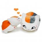 Аниме Нацумэ Yuujinchou Nyanko Сенсей Cat Плюшевые куклы 3 Конструкции Можно Выбрать Детей Подарок На День Рождения Плюшевые игрушки