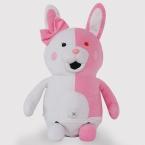 Аниме Мультфильм Dangan Ronpa Danganronpa Monokuma Розовый и Белый Monomi Кролика Мода Милые Мягкие Плюшевые Куклы Детские Игрушки подарок