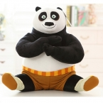 Фильм Кунг-Фу Кунг-Фу Панда 3 Panda Po Мягкая фаршированные Плюшевые Игрушки Куклы 20 СМ 30 СМ 40 СМ Дети Праздничные Подарки На День Рождения подарок