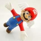 10 см Super Mario Bros Мини Марио Луиджи Фигурку ПВХ Марио Модель, Super Mario Рис Игрушки, игрушки Для Коллекции
