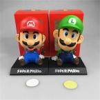 13 см Super Mario Bros Фигурку Игрушки, супер Мэри Игровая Модель Куклы, автомобиль Меблировки Статьи Детские Игрушки, игрушки Для Детей