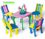 Горячий 1 шт. Ручной 3D EVA Головоломки Игрушки DIY Craft Дети Образования для девочек 3-6years