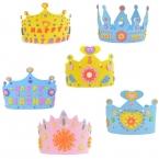 дизайн DIY нетканого DIY принцесса шляпа горшок дети рука игрушки, Раннего детства обучающие игрушки SD-01