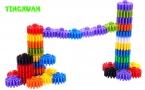 35 шт./упак. Дети Пластиковые Шестерни Блоки Образование Наборы Наборы для детского Творчества детский сад игрушки