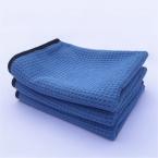 Ultra Абсорбирующие Микрофибры Ткань Вафельная Переплетения Ткань 40 см х 60 см Для Автомобиля Стиральная Сушки Подробно