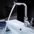 Смесители Для ванной Смеситель 360 Градусов Поворотный Легко Мыть для Бассейна Кран и Смеситель Для Кухни