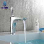 Бесплатная Доставка Ванная Комната Продукты Chrome Готовые Кран 805-11 Одной Ручкой Ванной Бассейна Кран
