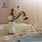 Ванной Кран Одной Ручкой Бассейна кран Розовое Золото Смеситель для раковины