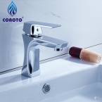 Современная Ванная Комната Продукты Chrome Готовые Кран 1601 Ванной Бассейна Одной Ручкой Кран