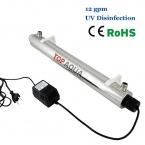 SS304 12 GPM УФ Стерилизатор Дезинфекция Система CE, RoHS для Очистки Воды
