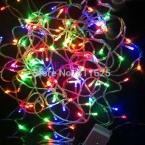 8 Цветов 200 СВЕТОДИОДНЫХ 20 М Строка Сказочных Огней Christmas Xmas Гарленд украшения Свадебная вечеринка Украшения Красочный WarmWhite Белый