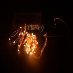 5 м 50led Медной Проволоки АА батареи СВЕТОДИОДНЫЕ Строки Рождество открытый водонепроницаемый Сказочных Огней Гирлянда Холодный Белый Теплый Белый