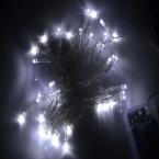 Лучшая Цена Батареи Электрическим Приводом 4 м 40 СВЕТОДИОДНЫЕ Рождество Свадьба Строка Фея Света Украшения Свет