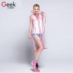моды Для Взрослых прозрачный Плащ Хороший плащ Ветер и дождь без страха EVA охраны окружающей среды ткани