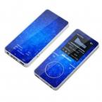 Доставка Металла Спорт MP3 MP4 HIFI Неразрушающего Игроков Игры На Экране Карты Мини Воспроизводиться Игры MP3 Алюминиевый Корпус