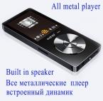 Оригинал HiFi Mp3-плеер со Спикером Металла APE/FLAC/WAV Звук Высокого Качества 8 ГБ Начального уровень Без Потерь Музыкальный Плеер с FM