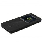 новый горячий оригинал 8 ГБ 1.8 дюймов ONN Q9 фиолетовый металла мини спорта с fm-радио музыка mp3-плеер поддержка 1-32 ГБ микро TF/SD card