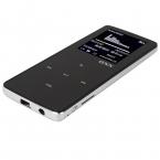"""ONN W6 Bluetooth MP3 Плеер Спорт 8 ГБ 1.8 """"Экран высокого качества без потерь Музыкальный Плеер Диктофон электронная книга FM Радио"""