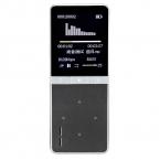 ONN W7 Спорт Спикер MP3 Плеера с Быстрым Диктофон 8 ГБ 1.8 Дюймов Экран 50 h высокое качество lossless Сабвуфер