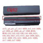 5200 мАч аккумулятор для HP PAVILION DM4 DV3 DV5 DV6 DV7 G4 G6 G7 G42 G72 G62 для Compaq Presario CQ32 CQ42 CQ43 CQ56 CQ62 CQ72 MU06