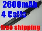 2600 мАч Аккумулятор для Ноутбука Asus A56 A46 K56 K56C K56CA K56CM K46 K46C K46CA K46CM S56 S46 Серии A31-K56 A32-K56 A41-K56