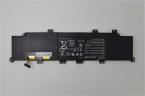 Оригинальный Аккумулятор C21-x502 Аккумулятор для Asus Vivobook X502 X502ca X502c Серии батареи Ноутбука 7.4 В 5136 мАч, 38Wh