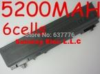 5200 мАч Аккумулятор Для Ноутбука dell Latitude E6400 E6410 E6510 E6500 M2400 M4400 M4500 M6400 M6500 1M215 312-0215 312-0748 312-0749