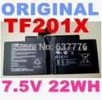 Оригинальный аккумулятор 7.5 В 22WH для Asus EeePad TF201 C21-TF201X tf300-13 аккумулятор ноутбука