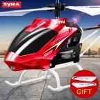 Продажа Syma W25 Радио Вертолет Небьющиеся Дистанционного Управления Мини Drone с Мигающий Свет Крытый Игрушка для Ребенка