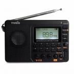 FM/AM/SW Радио Мир Группа Стерео MP3 Плеер REC Диктофон с Таймером Сна Радиоприемник F9205A