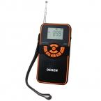 Деген DE22 Радио AM FM Стерео Коротковолновый Приемник Цифровой Дисплей Card MP3 FM Радио Y4106A