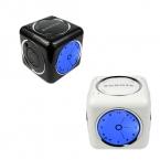 Мини FM Радио USB SD Card Mp3-плеер Мультимедиа Ас с Будильник и Повтора Функции Радио FM Y4390