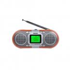 Degen DE23 Радио Стерео FM/MW/SW DSP Радио Многополосный Портативный Радиоприемник Mp3-плеер Y0117H