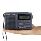 2 шт. DR-920C Tecsun Радио FM MW SW 12 Полосы с Цифровой Будильник Таймер FM Радио Y4139A