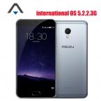 """Оригинальный MEIZU MX6 FDD 4 Г LTE Мобильного Телефона Helio X20 Дека Core 5.5 """"FHD 1080 P 4 Г RAM 32 Г ROM Dual SIM Touch ID Смартфон На Складе"""