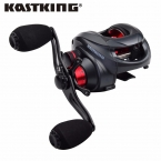 Kastking  новый 12BBs супер свет Baitcasting катушка двойной тормозная система с морской водой пресной воды Baitcasting рыболовная катушка 5.5 кг сопротивления