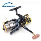 Большой рыболовная катушка SW6000 9   1BB 5.2 : 1 рыбы катушки Carretilha Pesca SW50 бесплатная