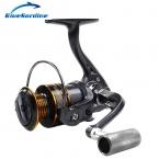 12BB 5.5: 1 Full Metal Carretilha Pesca Спиннинг Катушка Рыбалка Рыба Колесо Рыболовные Снасти 2000-5000