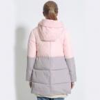 Elexs Зимние  Продажи Женщин Парки Камуфляж Печатных Теплый и сгущает Женщины Пальто TSP1741