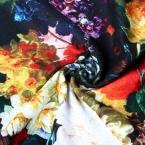 [VIANOSI]   Дизайн Бандана Печати Зимний Шарф Женщины Шали Сгущает Теплый Шарфы Шерсть Марка Шарф Женщины Wrap VA070