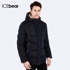 ICEbear    Водонепроницаемый Ветрозащитный Дышащий Теплая Куртка Спорт Пальто Зимние Мужчин Повседневная Одежда Верхняя Одежда 16MD622