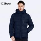 ICEbear  Осень Зима Теплая Куртка Марка Толстая Для Мужчин Модные Спортивные Мужские Верхняя Одежда Куртки И Пальто 16MD887