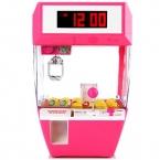 Доставка 1 Шт Ретро Карнавал Fun Candy Grabber Будильник/Catcher Будильник