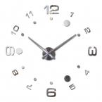 горячей Кварцевые Часы Настенные Часы Акриловое Зеркало Diy Часы Reloj Де Сравнению Horloge Murale Гостиной Современные Акриловые 3d наклейки