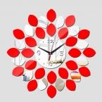 Геометрическая Horloge Продажа Топ Мода Кварцевые Иглы 3d Настенные Часы Украшений Diy Зеркало Часы Часы Дизайн бесплатная Доставка