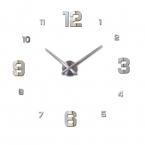 моды настенные часы акриловый материал украшения дома diy часы современный стиль натюрморт часы 3d наклейки бесплатная