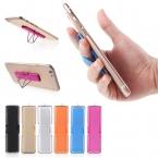 Для Apple iPhone Samsung Палец Сцепление Резинка Ремень Универсальный Телефон Держатель Подставки для Мобильных Телефонов Таблетки