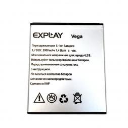 Explay Вега 2000 мАч Оригинальный Литий-Ионный Аккумулятор Телефона Для Vega Batterie Bateria Batterij  Доставка   Код Отслеживания